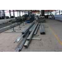 Wholesale Galvanized Steel C Channel For Roof Purlins from china suppliers