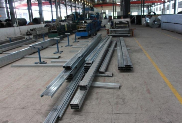 Quality Galvanized Steel C Channel For Roof Purlins for sale