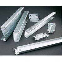 Buy cheap Galvanized C Z Purlins With Reinforcing Rib from wholesalers