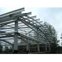 Wholesale Galvanized Steel Frames For Steel Structure Buildings from china suppliers