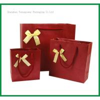 Wholesale TSP837 Bow Tie Paper Shopping Bag from china suppliers