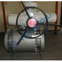Wholesale Forged trunnion ball valve from china suppliers
