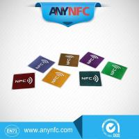 Wholesale 7pcs/Lot(7 Color) NFC TAG sticker chip from china suppliers