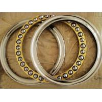 Wholesale Brass cage thrust ball bearings from china suppliers