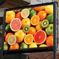 ADVERTISING LED SCREEN Outdoor P12 DIP