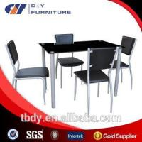 Dining Room Furniture small glass dining table with low price