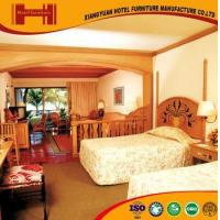 Wholesale OEM outsourcing Standard Room solid wood mirrored model hotel furniture bedroom from china suppliers