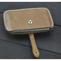 Wholesale Leather Case business card leather holder Card Holder THI-05 from china suppliers