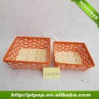 Best multi-function square bamboo pots wholesale