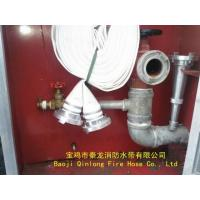 Wholesale fire hose fire hose for fire-fighting box from china suppliers