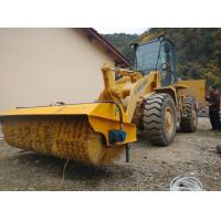 Wholesale angle sweeper for loader from china suppliers