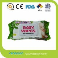 Wholesale mild and nonirritant baby wet tissue from china suppliers
