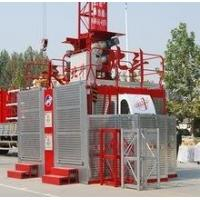 China Good durability SC series residential construction platform lifting passenger and material on sale