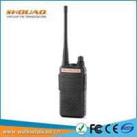 Wholesale shouao 2w rechargeable vhf lpd transceiver from china suppliers