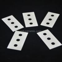 Wholesale Ceramic Sheet ceramic cutting blade, zirconia ceramic substrate with high hardness from china suppliers