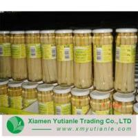 Wholesale Salty newly canned asparagus in jar or in tin from china suppliers