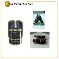 China Proffessional Metal Adhesive Beer Label Maker