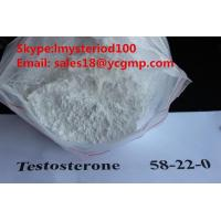 Wholesale Testosterone Powder Source Testosterone Base from china suppliers