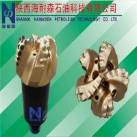 Wholesale API 5 Wings Great Pdc Bits With High Wear Resitance Cutters For Standstone Drilling from china suppliers