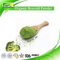 Wholesale New Certified Freeze Dried Organic Broccoli Powder from china suppliers