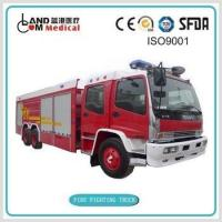 Buy cheap fire-extinguishing water tanker from wholesalers