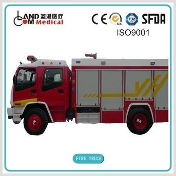Quality Foam fire engine for Sale for sale