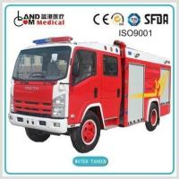 Buy cheap Foam Fire Truck for Sale from wholesalers