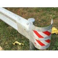 Highway guardrail Terminal End Rail