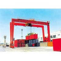 Wholesale Crane Port Crane Rubber Tyre Container Gantry Crane from china suppliers