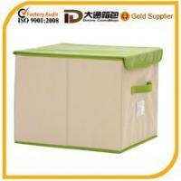Wholesale Storage box 2014 foldable non-woven fabric storage box from china suppliers