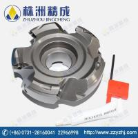 Wholesale ZCCCT tungsten carbide indexable face milling cutter from china suppliers
