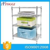 Wholesale good storage anti rust easy installation bathroom wire shelving from china suppliers