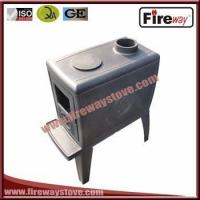 Fireway cast iron material multi-function cooking wood burning stove