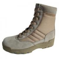Wholesale Military boots mens desert boots from china suppliers