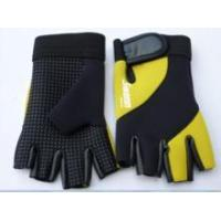 Buy cheap Neoprene short dving gloves of diving accessories from wholesalers
