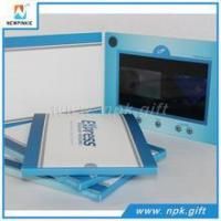 Wholesale 2016 New Business Gift Paper Invitation lcd Video Business Card from china suppliers