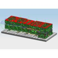 Multi-station mold joint install motion simulation 1