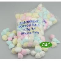 Wholesale Absorbent Cotton Balls from china suppliers