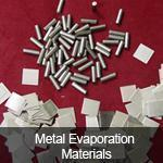 Wholesale Metal Evaporation Materials from china suppliers