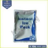 Wholesale First aid with dry ice packs disposable instant cold packs ice pack from china suppliers