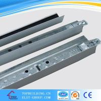 Best Suspended Ceiling T-Gird Flat T-bar wholesale