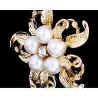 Wholesale Fashion Exquisite Handmade Olivet Flower Brooch from china suppliers