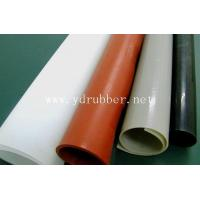 Rubber Products Silicone Rubber Sheet