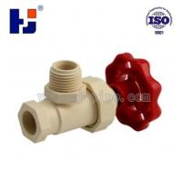 Wholesale Angle Valve CPVC ASTM2846 White For Water Supply Fitting B31 from china suppliers