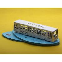 China Diecast Vehicle Models Part Diecast BYD Electric Bus Model on sale
