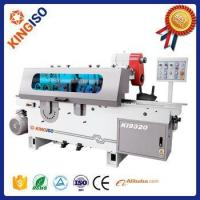 Wholesale KI9320 Multiple Rip Double Side Planer Cutting and Planing Machine for MDF from china suppliers