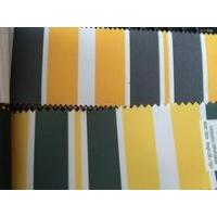 450D Anti UV and waterproof polyester fabric for awning from china
