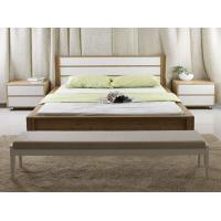 Wholesale Elegant classical bamboo double bed design furniture from china suppliers