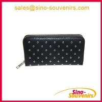 Best Fashional PU Wallet with rivets wholesale