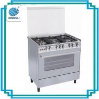China Gas- 5/6 burners Bamboo series 90x60cm Stainless Steel surface gas stoves with gas cooker on sale
